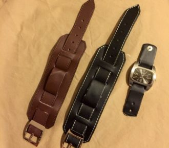 Watch cuff narrow