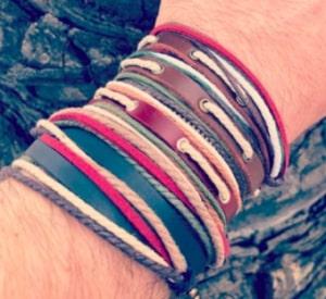 Mandalevy Designs Wrap Bracelet